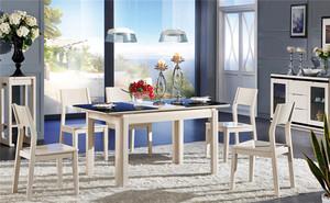 餐台、餐椅、餐柜